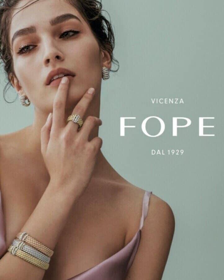 Fope jewelry lady